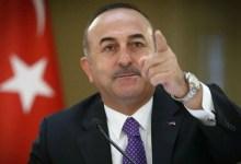 صورة وزير الخارجية التركي :مولود تشاووش أوغلو يدعو المجتمع الدولي لدعم إدلب في مواجهة كورونا