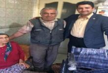Photo of أنطاليا … سوري يتبرع لامرأة تركية مقعدة بكرسي متحرك