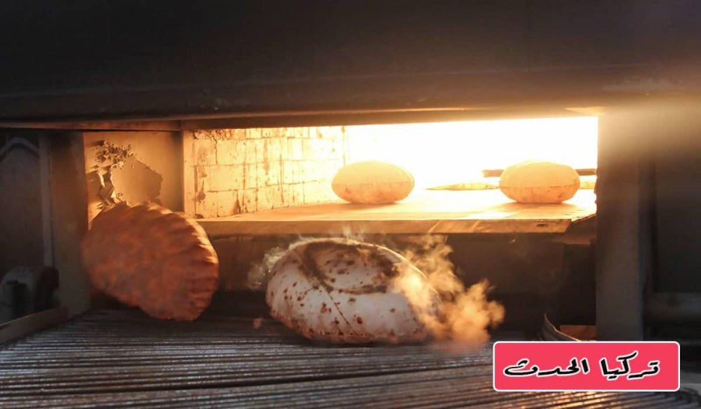 تجهيز مخبز في شمال حلب بطاقة إنتاجية تصل لـ 10طن يومياً