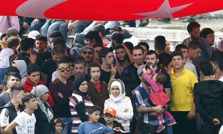السوريين