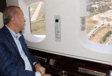 Photo of أردوغان يتفقد جوًّا مستشفيات قيد الإنشاء بإسطنبول