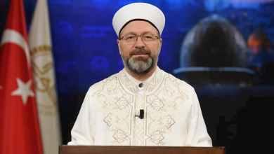 صورة تصريحات هامة حول الصيام وصلاة التراويح ومقدار الفطرة من رئيس الشؤون الدينية في تركيا
