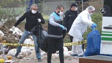 صورة تدابير كورونا…. تكشف عن جريمة قتل في إزميت التركية