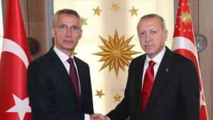 وستولتنبرغ 300x169 - أردوغان وستولتنبرغ يبحثان ملفي سوريا وليبيا