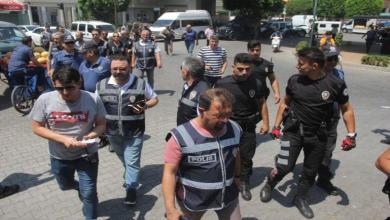 صورة إعتقال مجموعة من السوريين في إسَـطنبول وشانلي أورفا لهذا السبب