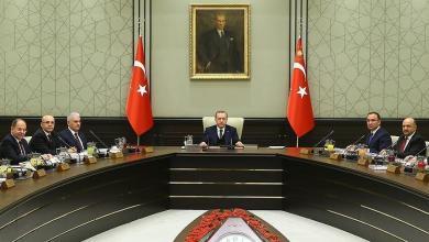 صورة الرئيس التركي اردوغان.حسم الجدل حول عيد الفطر المبارك.