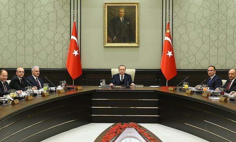 الحكومة التركية - الرئيس التركي اردوغان.حسم الجدل حول عيد الفطر المبارك.