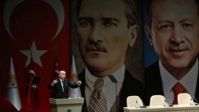 صورة رجب طيب أردوغان:حكومتنا عازمة على جعل تركيا واحدة من الدول الـ10 الأكثر تقدمًا في العالم