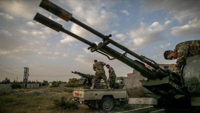 """صورة ليبيا:التدفق """"الهائل للأسلحة والمرتزقة"""" سيتسبب في توسيع وإطالة أمد الحرب الدائرة"""
