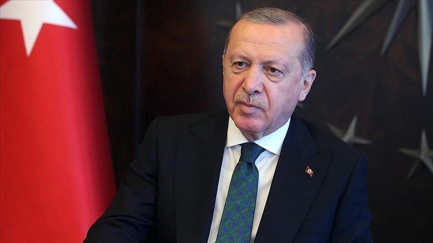 """الرئيس التركي، رجب طيب أردوغان، إن مؤتمر حزب العدالة والتنمية القادم سيكون """"ولادة جديدة"""""""