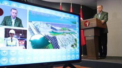صورة أردوغان: نخطط لتشغيل أكثر من 400 منشأة خلال 2020