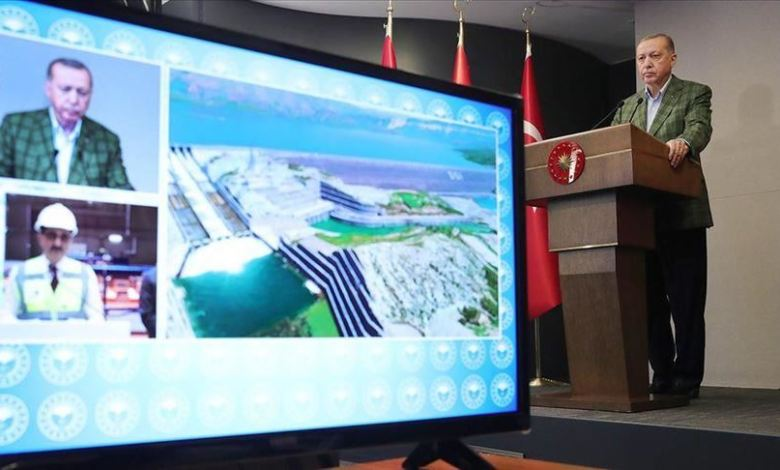 التركي 1 - أردوغان: نخطط لتشغيل أكثر من 400 منشأة خلال 2020