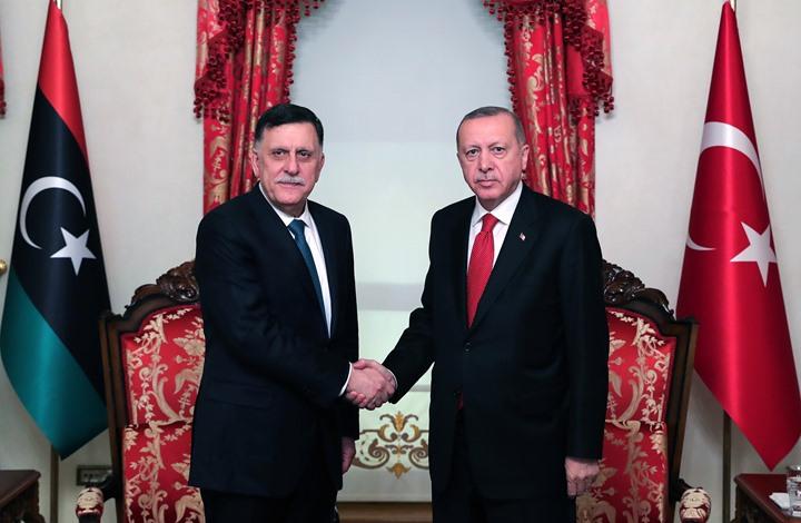 التركي - مسؤول تركي: حفتر يخسر قوته بفضل دعمنا للوفاق