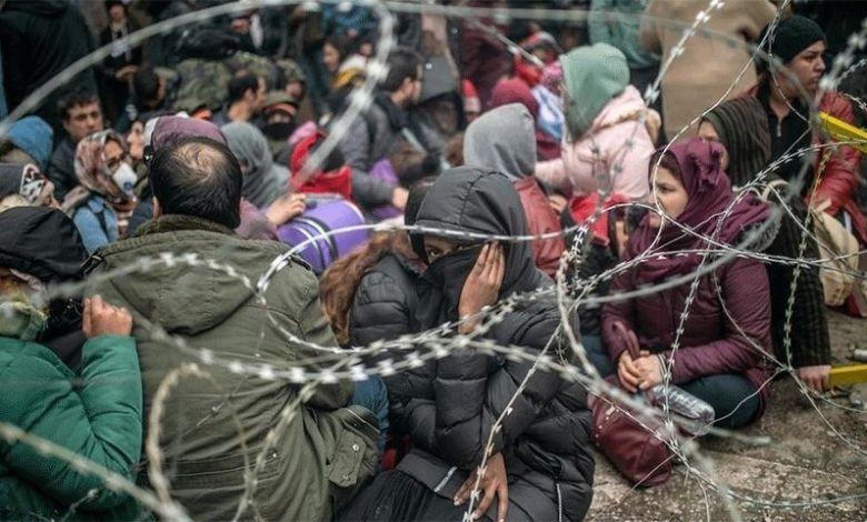 عيد التطبيع مع الآسد - دولة أوروبية تُقرِّر استقبال دفعة من اللاجئين القُصَّر في اليونان.