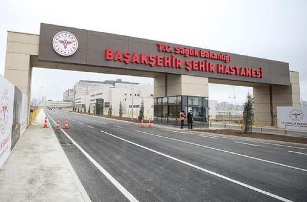 """أردوغان: انجازاتنا متواصله مدينة """"باشاك شهير"""" الطبية على استعداد لاأ ستقبال 35 ألف مريض يوميا"""