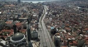 السبت،حظر التجوال أربعة أيام في 15 ولاية تركية، ضمن إجراءات مكافحة فيروس كورونا.