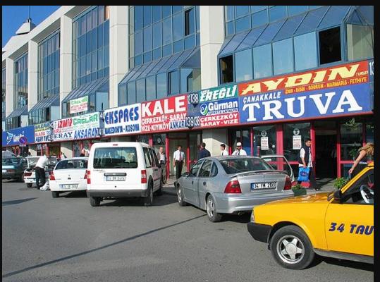 1 - المواصلات التركية تعلن أسعار تذاكر السفر البري وفقًا للمسافة