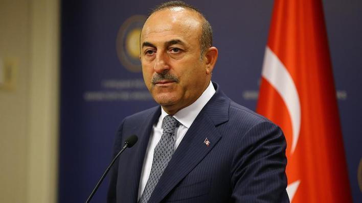 """أوغلو - أول تصريح على تهديدات السيسي من """"تركيا """"بشأن ليبيا"""