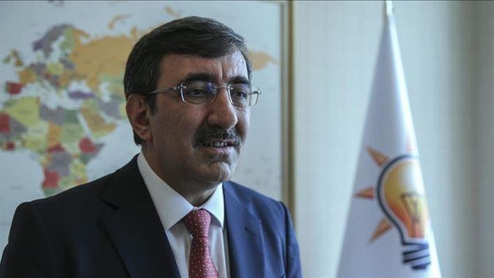 يلماز - العدالة والتنمية: تركيا تعمل على حل الأزمة السورية سياسيا