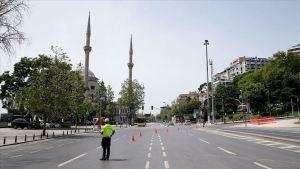 تركيا.. انتهاء حظر التجول في 15 ولاية اعتبارا من منتصف ليل الثلاثاء و الأربعاء