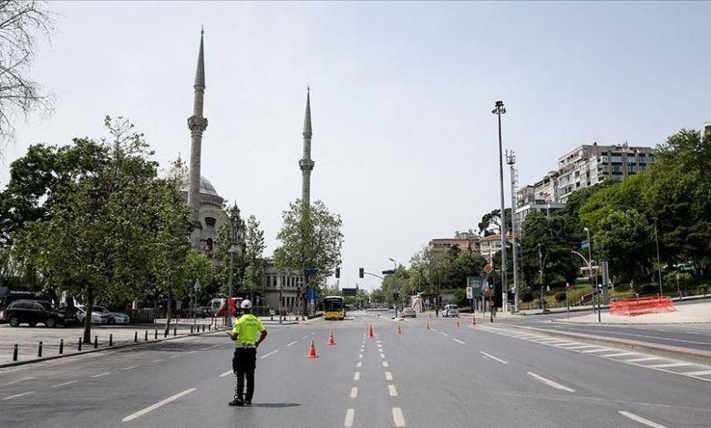 صورة قرارات جديدة متعلقة بحظر التجول في تركيا.. تعرف عليها
