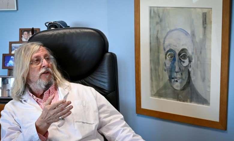 راوول - ديدييه راوول..يتوقع مفاجأة سارة بشأن وباء فيروس كورونا