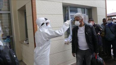 صورة تطورات مفاجئة بشأن فيروس كورونا في تركيا
