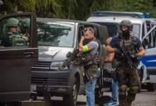 صورة المانيا .. بعد قتله زوجته ب ساعات تم القبض عليه.
