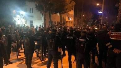 صورة اعلام تركي .. شجار عنيف بين سوريين واتراك والسبب طفلة
