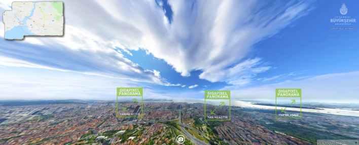Screenshot 12 - شاهد أهم المناطق السياحية في اسطنبول مباشر