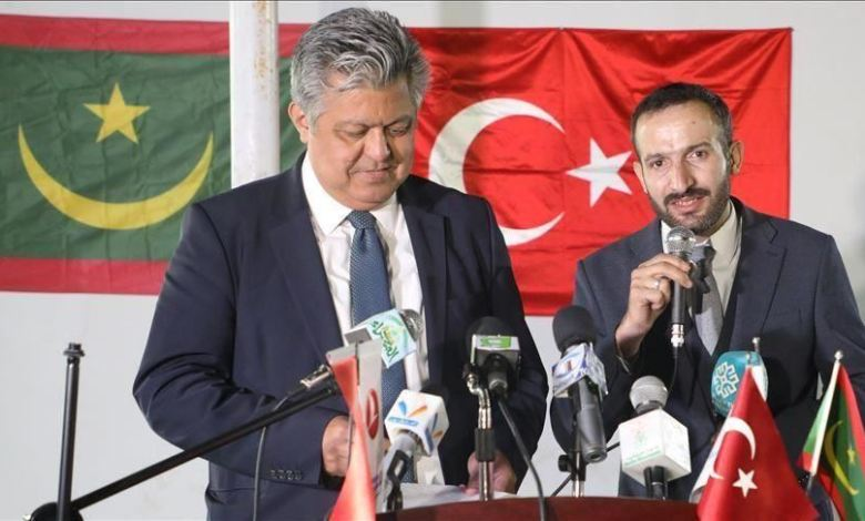 cfee62c6ef8e4a428073407b5b50cb5b - تركيا: مستمرون بدعم موريتانيا في مواجهة