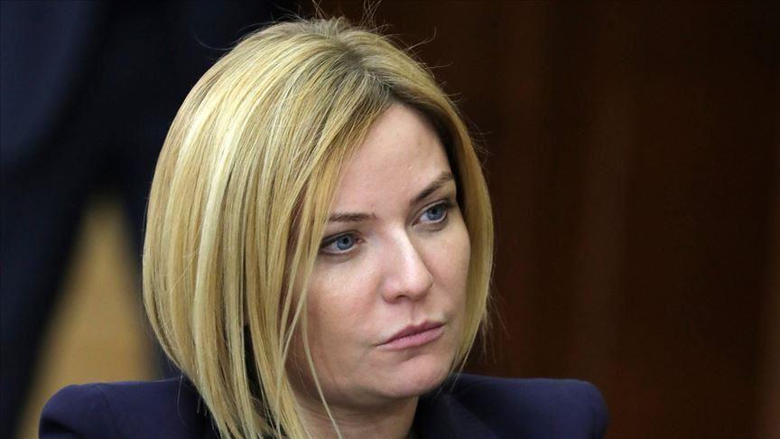 روسيا..إصابة وزيرة الثقافة بكورونا
