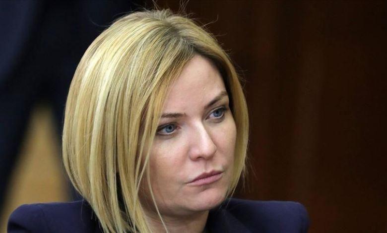 fc473171e5114b62980f97a86e82b765 - روسيا..إصابة وزيرة الثقافة بكورونا