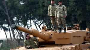 تعزيزات عسكرية جديدة في إدلب.. تركيا ترسل رتل عسكري جديد