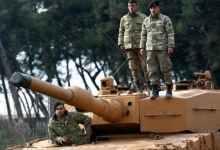صورة تعزيزات عسكرية جديدة في إدلب.. تركيا ترسل رتل عسكري جديد