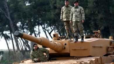 Photo of تعزيزات عسكرية جديدة في إدلب.. تركيا ترسل رتل عسكري جديد
