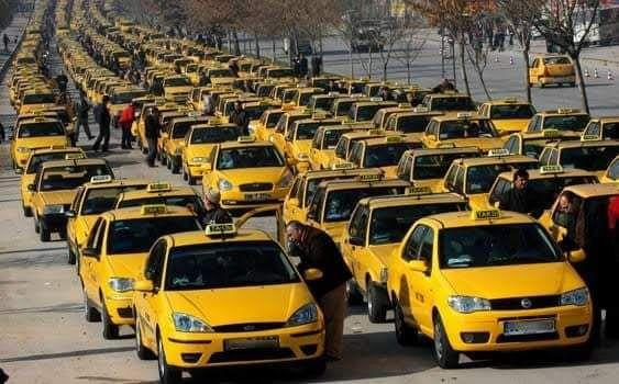 photo 2020 05 09 11 27 52 - قرار جديد من الداخلية التركية ل أصحاب سيارات الأجرة (التكاسي)