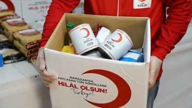 صورة مؤسسات الوقف التاريخية التركية ترسم البسمة على وجوه المحتاجين
