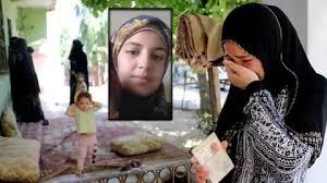 طفله - أختفاء طفلة سورية في ظروف غامضة في ولاية أضنة جنوب تركيا