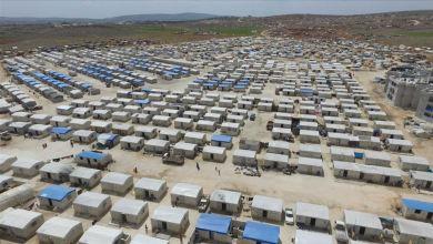 صورة الإغاثة التركية: اكتمال إنشاء 5000 منزل في سوريا،