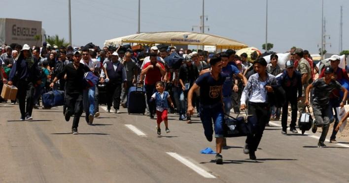 .jpg - مطالب تسهيلات للسورين..إلغاء إذن السفر، وإلغاء إذن العمل، والسماح بالسفر إلى خارج تركيا
