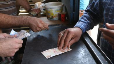 صورة الليرة التركية تنعش أسواق إدلب السورية