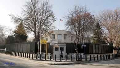 صورة بعد الأحداث الأخيرة تركيا توجه رسالة للسفارة الأمريكية