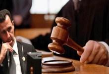صورة محامي لبناني يتقدم بدعوة قضائية ضد بشار الاسد ونظامه