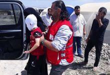 صورة تركيا تجلب طفل سوري من ريف حلب لمعالجة حروقه