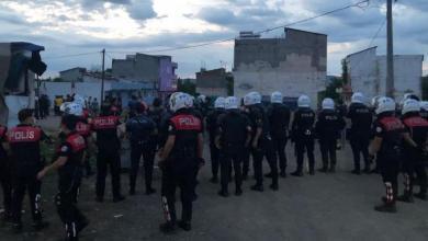 صورة حدث خطيرة في مدينة بورصة ومقتل شرطي تركي