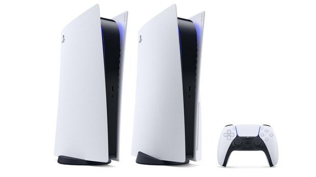 شركة سوني تطرح  منصة الألعاب (بلاي ستيشن) 5 PlayStation