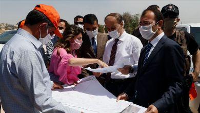 صورة معبر حدودي جديد وبوابة جمركية سيتم افتتاحها قريبا بين تركيا وسوريا