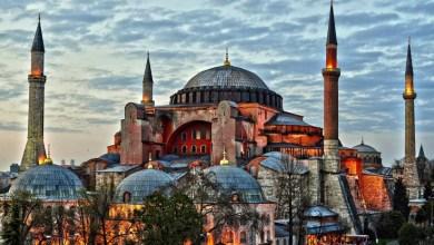 صورة أيا صوفيا..أردوغان يصدر قراراً بفتح أيا صوفيا لأداء الصلوات