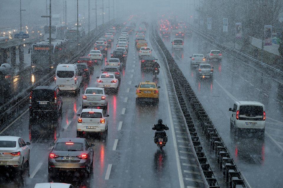 تركيا :الأرصاد الجوية تحذر من العواصف الرعدية في هذه المناطق